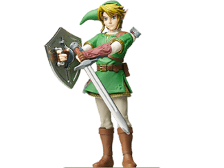 Link – Twilight Princess