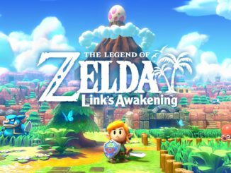Link's Awakening – commercial showcases puzzle elements and Super Mario content