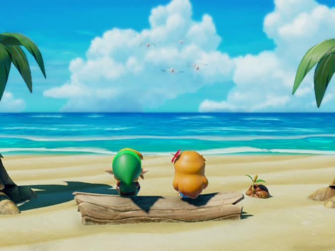 Nieuws - Link's Awakening – Aftiteling en Ballad Of The Wind Fish muziek