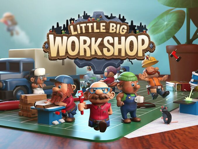 Release - Little Big Workshop