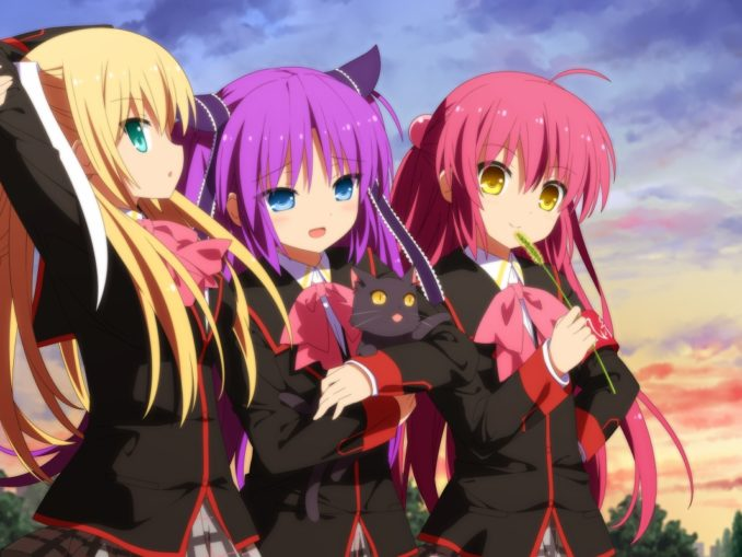 Nieuws - Little Busters! Converted Edition – Opening