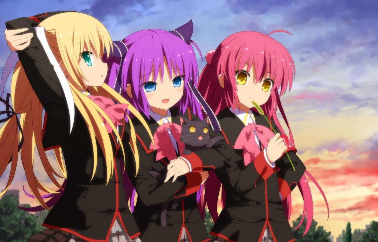 Little Busters! Converted Edition – Opening