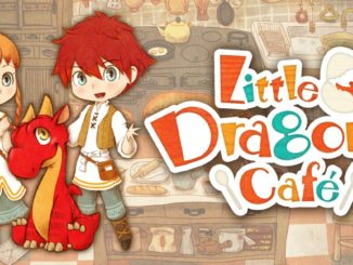 Release - Little Dragons Café