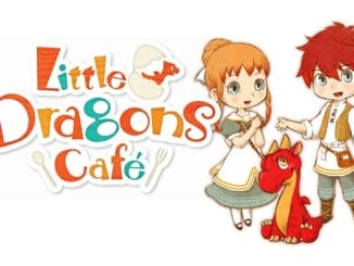 Little Dragons Cafe – Europese releasedatum