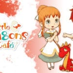 Little Dragons Cafe footage