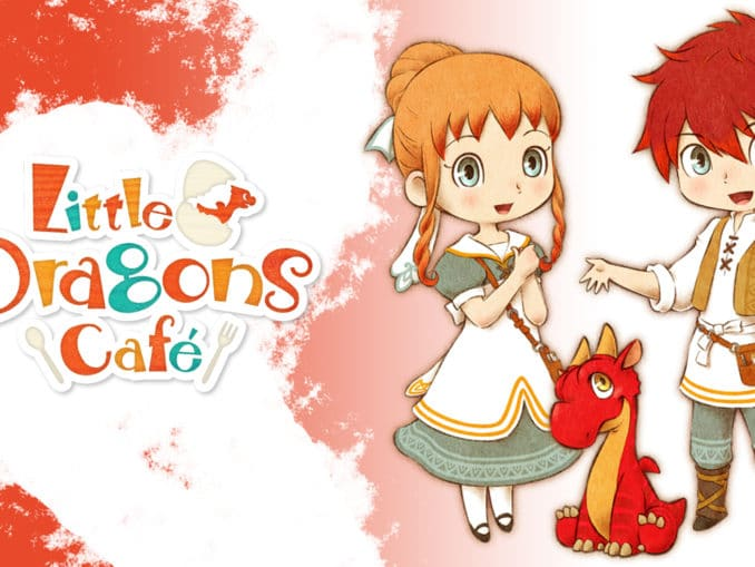 News - Little Dragons Cafe footage