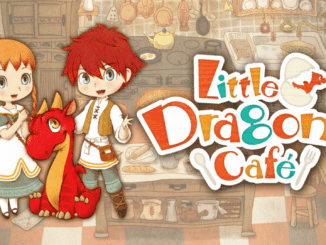Little Dragons Cafe – Raise your Dragon
