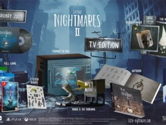 Little Nightmares 2 TV Edition onthuld