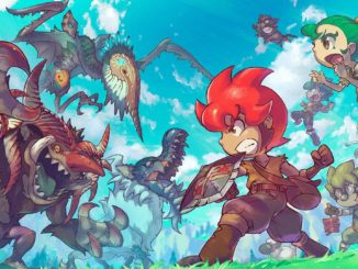 Little Town Hero – More details about protagonist Axe and the Battle System