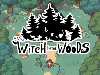 Little Witch In The Woods – July 2020 Trailer
