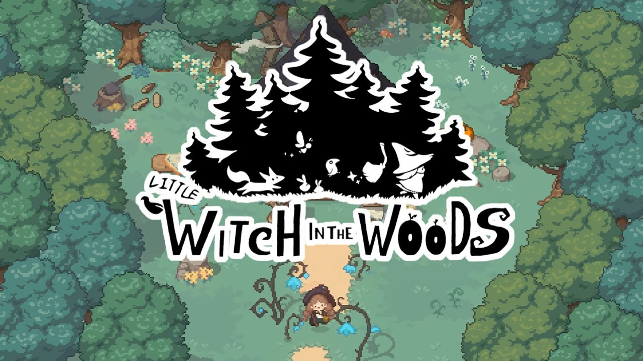 Little Witch In The Woods – Juli 2020 Trailer