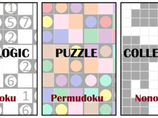 Logic Puzzle Collection: Sudoku – Permudoku – Nonodoku