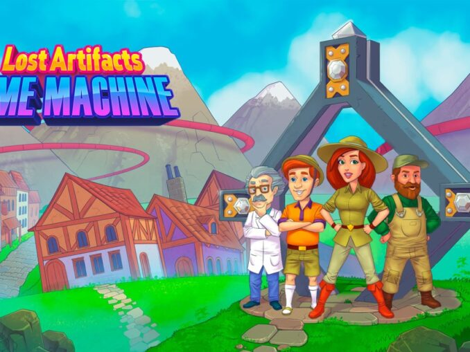 Release - Lost Artifacts: Time Machine