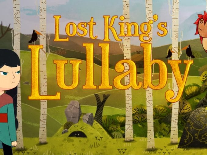 Release - Lost King's Lullaby