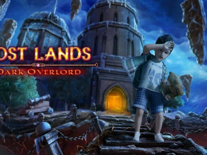 Release - Lost Lands: Dark Overlord