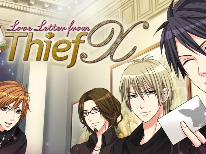 Release - Love Letter from Thief X