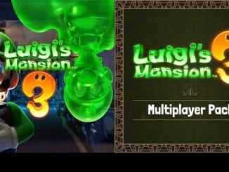 Luigi's Mansion 3 – 2nd Multiplayer Pack available