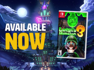 Nieuws - Luigi's Mansion 3 Accolades Trailer