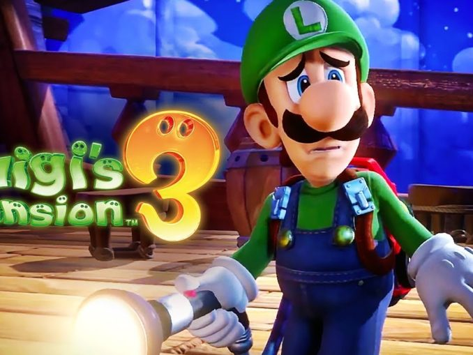 Nieuws - Luigi's Mansion 3 – Accolades trailer onthult