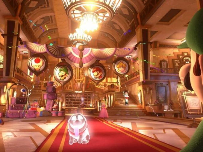 Nieuws - Luigi's Mansion 3 – Developer Interview