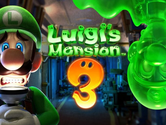 News - Luigi's Mansion 3 – Launches on Halloween
