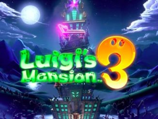 Luigi's Mansion 3 – Was in het begin in ontwikkeling voor de Wii U