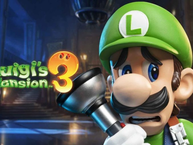 Nieuws - Luigi's Mansion 3 – Overview trailer