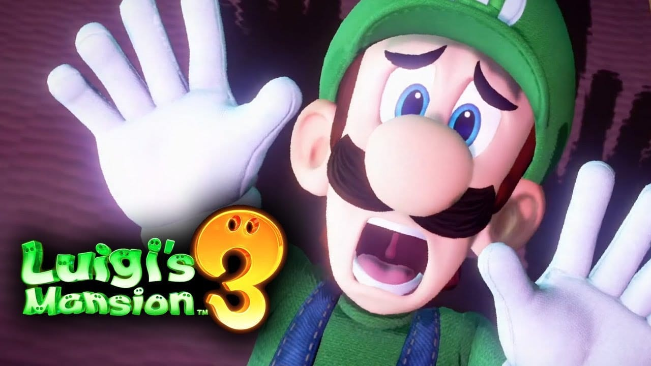 Luigi's Mansion 3 – betaalde DLC voor ScareScraper en ScreamPark
