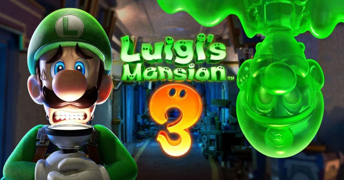Luigi's Mansion 3 komt nog steeds in 2019 met multiplayer