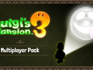 Luigi's Mansion 3 – Version 1.2.0, Two-Part Multiplayer Pack DLC announced