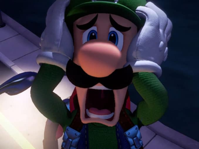 Nieuws - Luigi's Mansion 3 winnaar Outstanding Achievement in Animation at DICE Awards