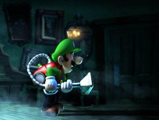 Luigi's Mansion coming 19th October