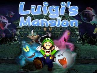 Nieuws - Luigi's Mansion Gamecube VS 3DS