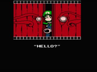 Nieuws - Luigi's Mansion NES Demake … WOW