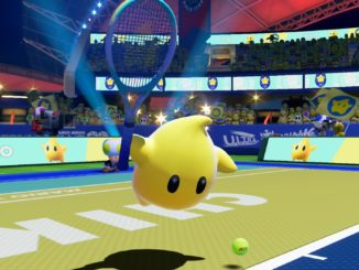 Luma from January also in Mario Tennis Aces