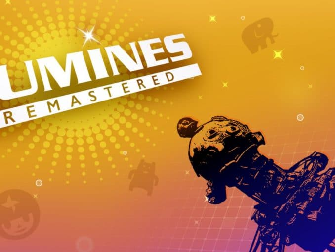 Release - LUMINES REMASTERED