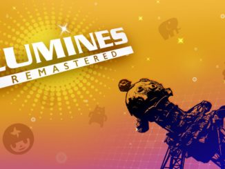 Lumines Remastered – Physical release?