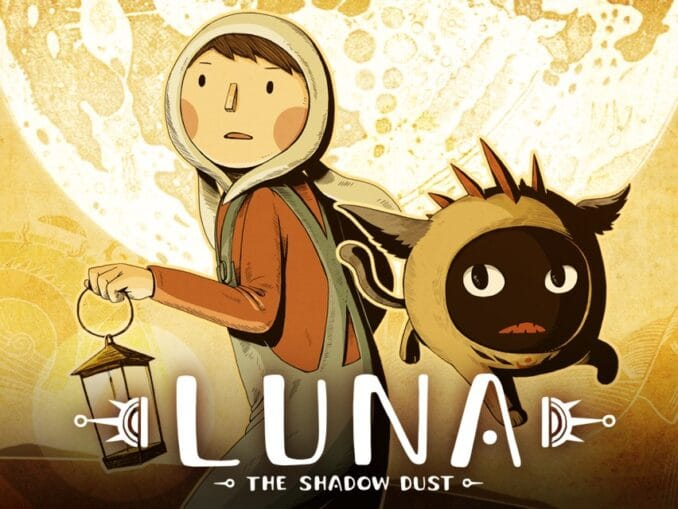 Release - LUNA the Shadow Dust