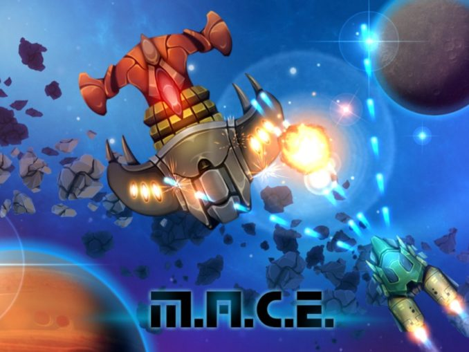 Release - M.A.C.E. Space Shooter