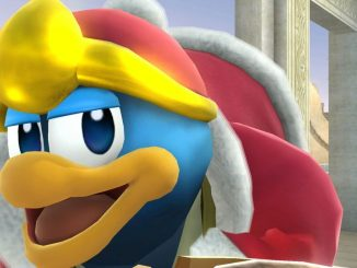 News - Macho King Dedede in Kirby Star Allies