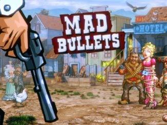 Release - Mad Bullets