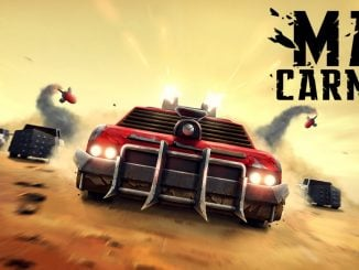 Release - Mad Carnage