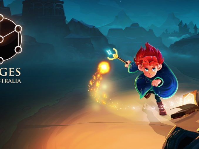 Release - Mages of Mystralia