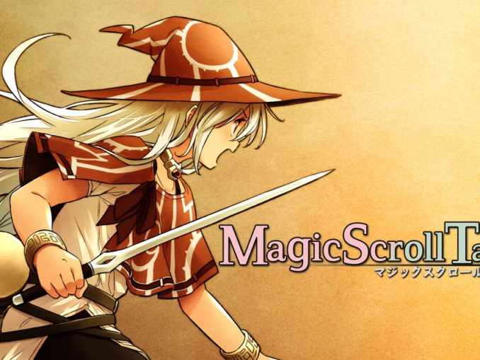 Release - Magic Scroll Tactics