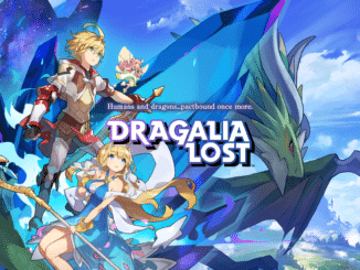Magical story full of dragons in story trailer Dragalia Lost