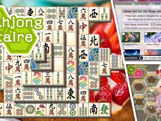 Release - Mahjong Solitaire Refresh