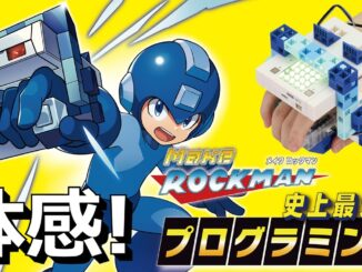 Make Rockman – Gameplay Trailer