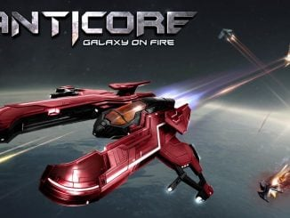 Release - Manticore – Galaxy on Fire
