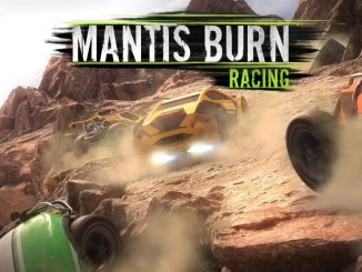 Release - Mantis Burn Racing