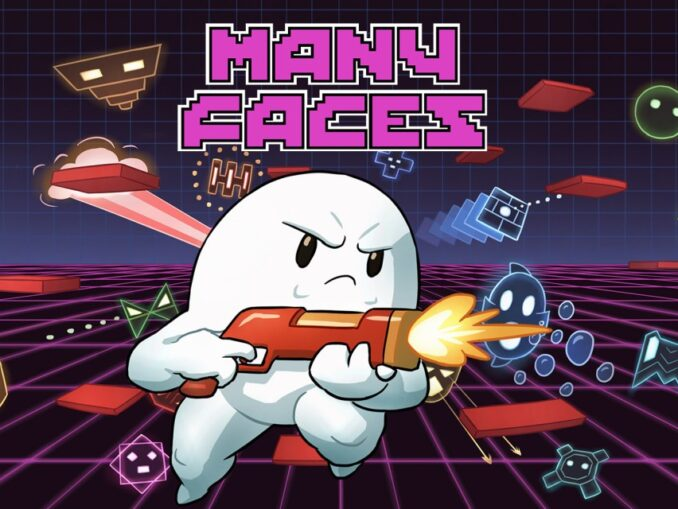 Release - Many Faces